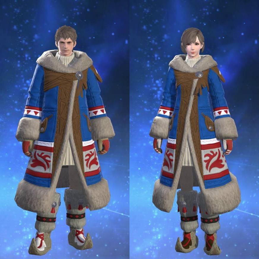 グレイシャルコートのサムネイル画像