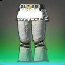 カシミヤレンジャースカート