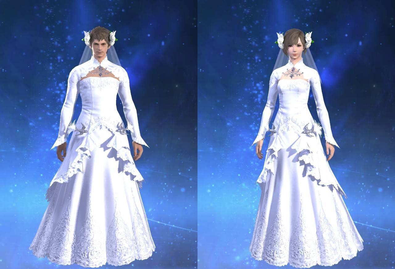 パッションドレスのサムネイル画像
