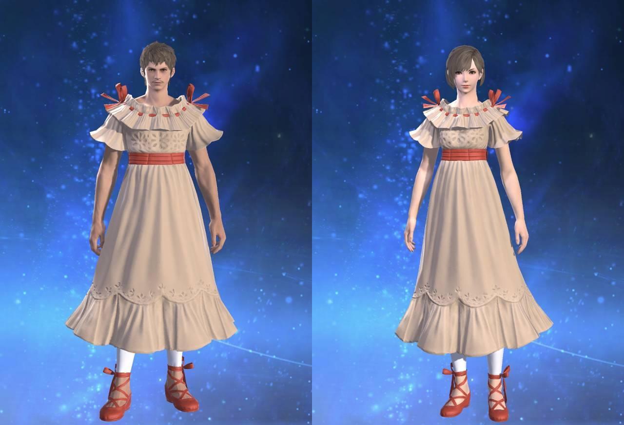 ブライズメイドドレスのサムネイル画像