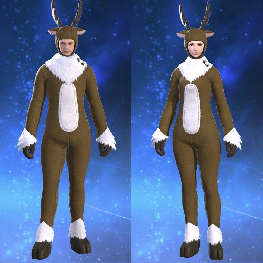 レインディアスーツのサムネイル画像