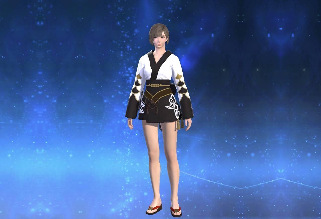 墨染姫君浴衣のサムネイル画像