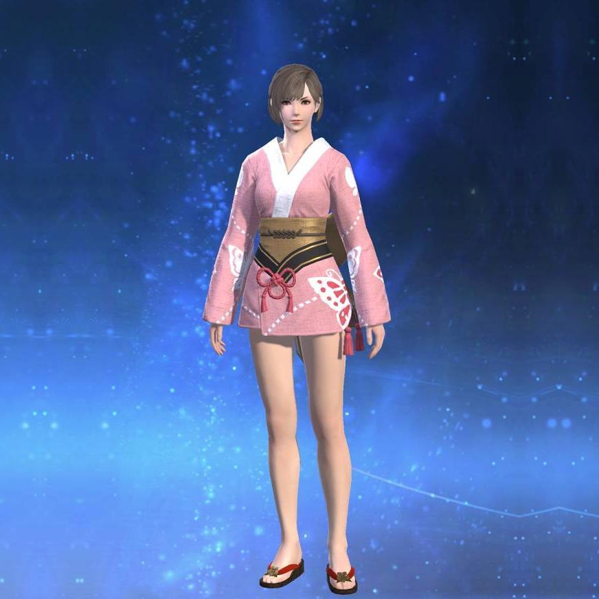 桃蝶姫君浴衣のサムネイル画像