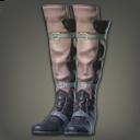 聖府軍ブーツ