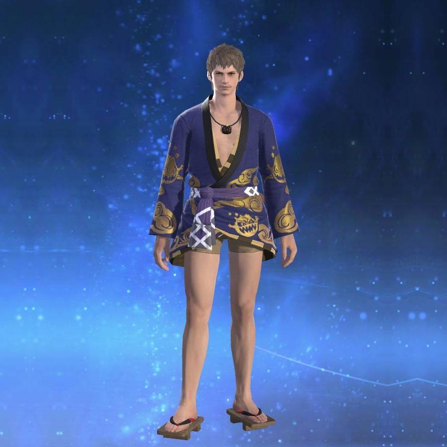 蒼炎殿方浴衣のサムネイル画像