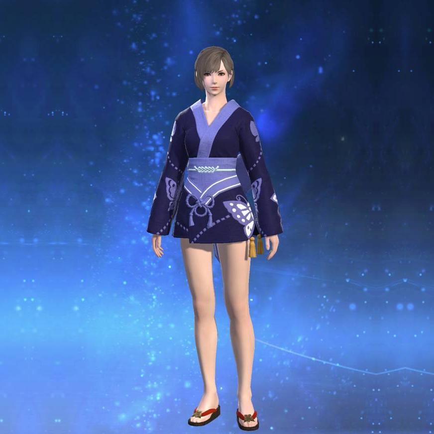 蒼蝶姫君浴衣のサムネイル画像