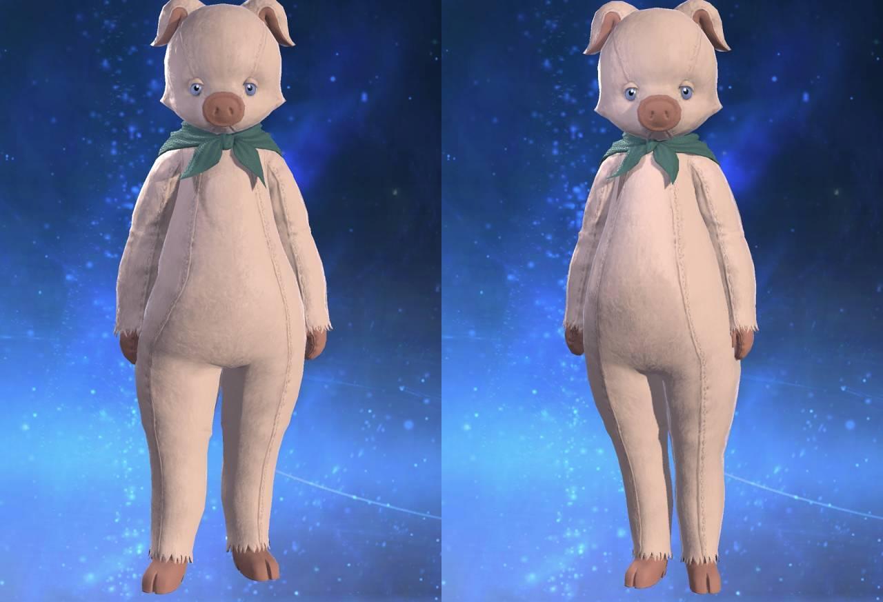 ポーキースーツのサムネイル画像