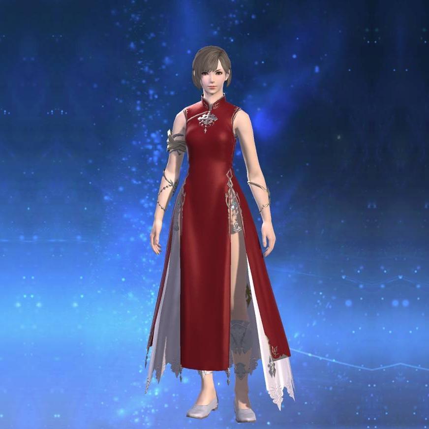 東方姫君装束のサムネイル画像