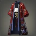 風雅長羽織