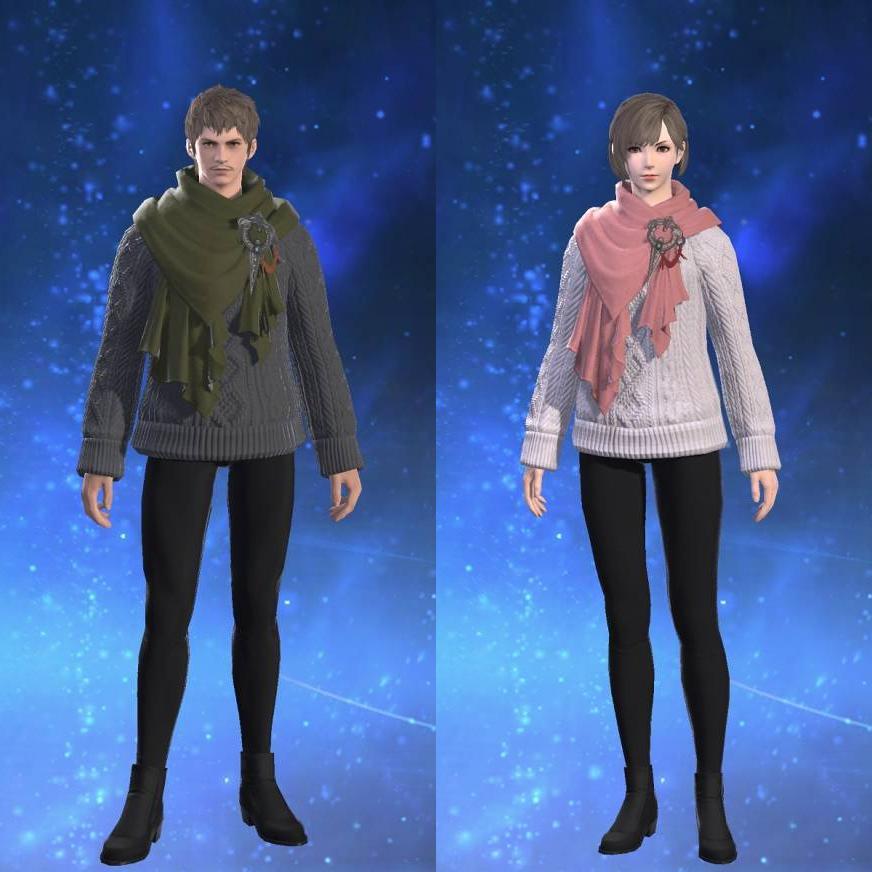 アドベンチャラーセーターのサムネイル画像
