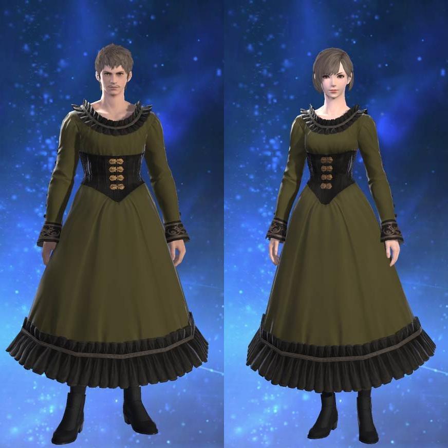 サベネアンカルゼ・オータムドレスのサムネイル画像