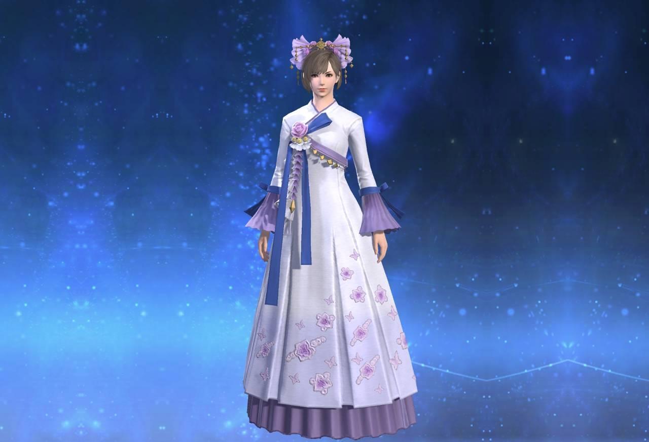 東方麗人装束のサムネイル画像