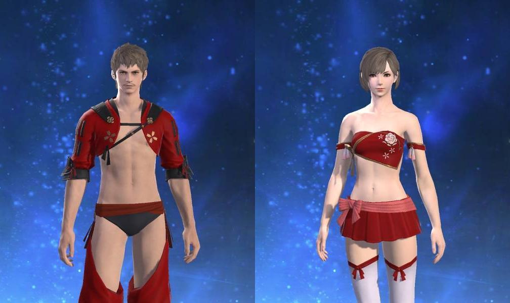 紅蓮祭装束のサムネイル画像