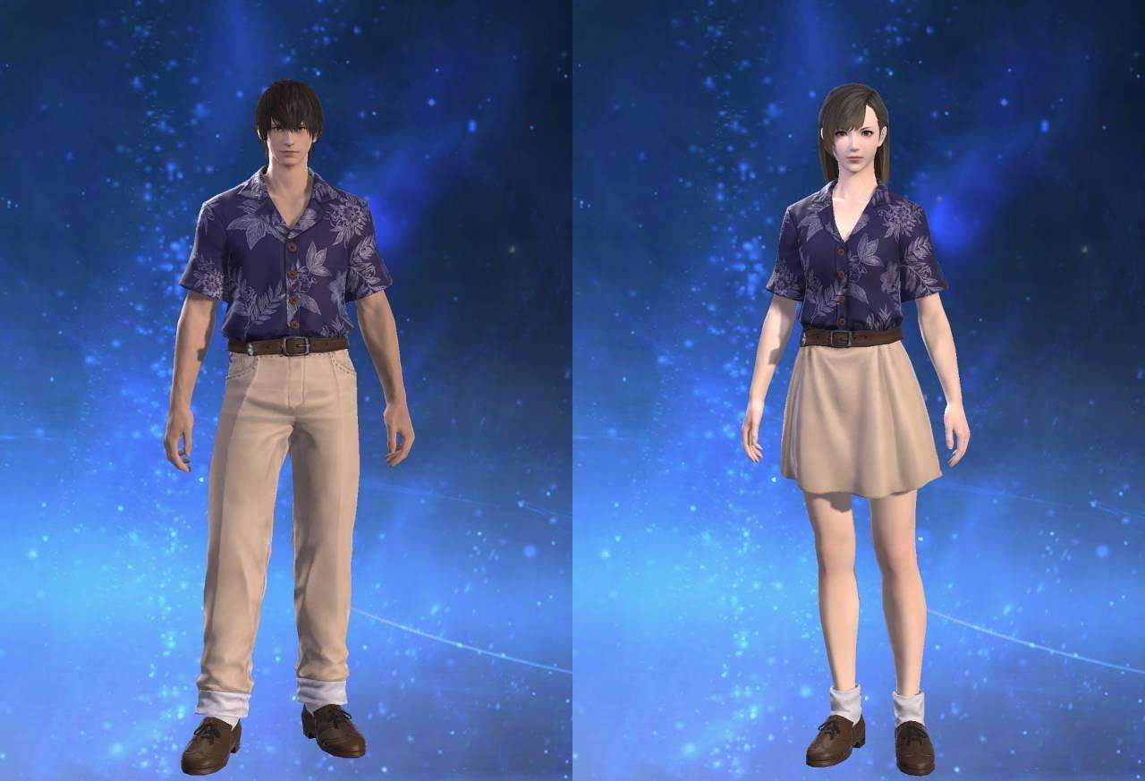 サザンシーシャツのサムネイル画像
