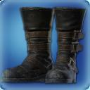 ヨルハ五一式軍靴:射