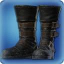 ヨルハ五一式軍靴:攻