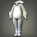 ラビットカフススーツ