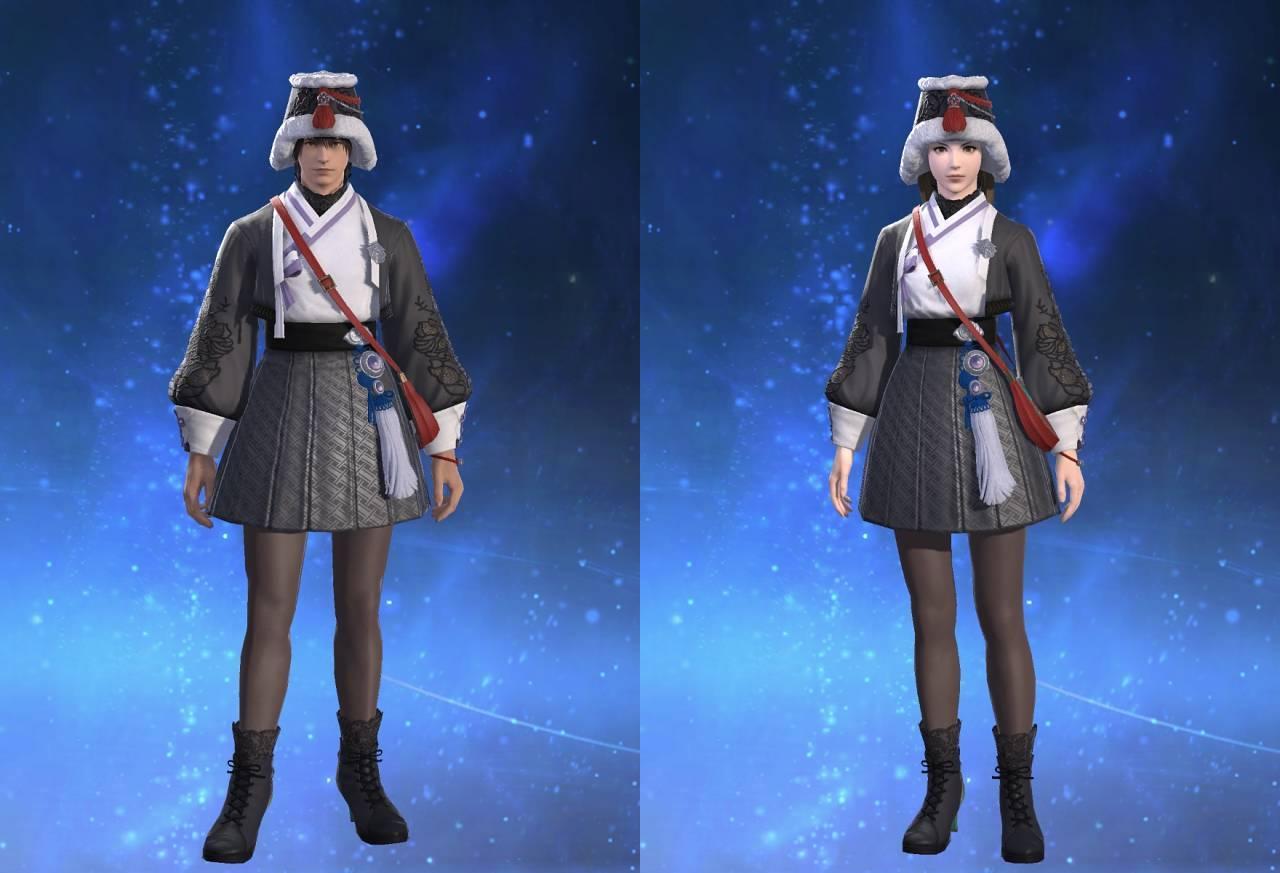東方美姫装束のサムネイル画像